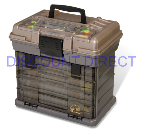 Plano Guide Series Tackle Box with 4/3750 boxes