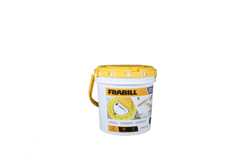 Frabill Minnow Bucket 8qt Insulated w/Aerator Built In