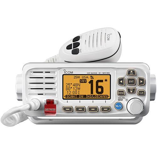 Icom M330 White Vhf - ICOM330WHITE