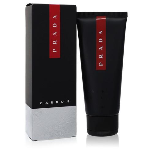 Prada Luna Rossa Carbon by Prada Shower Gel 3.4 oz for Men