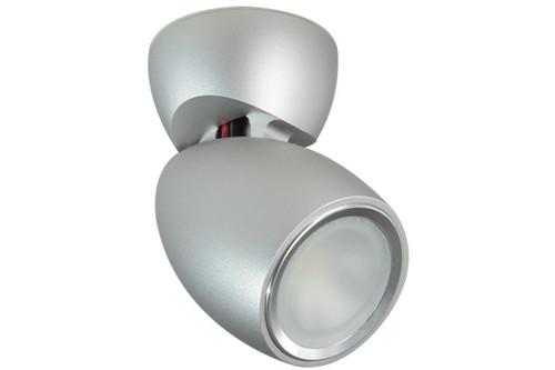 Lumitec Gai2 Positionable Warm White Led Light Brushed Housing 12/24vdc