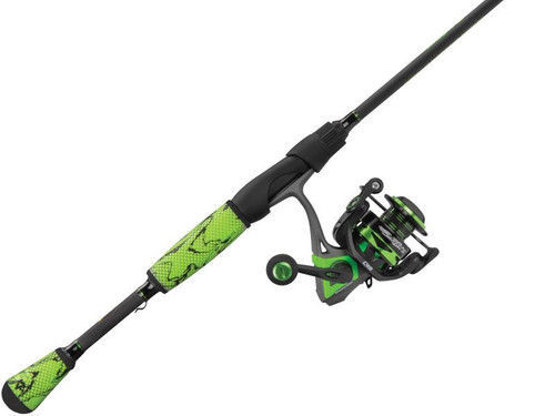 """Lews Mach 2 Spinning Combo 6'9"""" 1pc MF"""