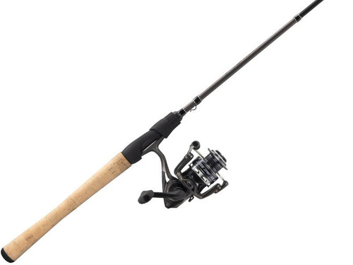 """Lews Speed Spin Classic Spinning Combo 6'9"""" 1pc M"""