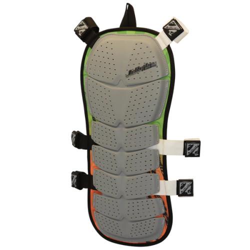 Striker Back Deflector - Green/Orange PWC Jetski Ride & Race Gear