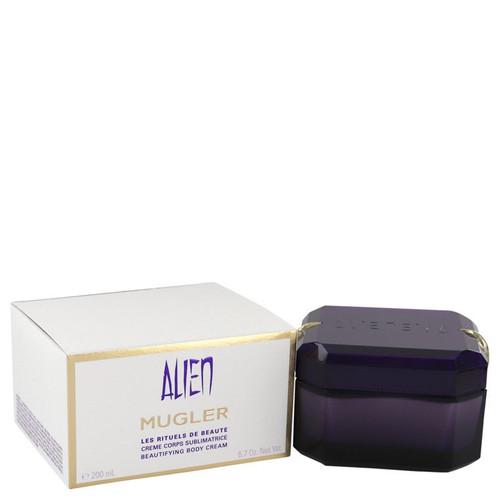 Alien by Thierry Mugler Body Cream 6.7 oz for Women