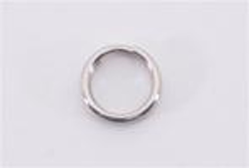 Spro Power Split Rings Stainless Size 7 6ct 185lb