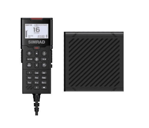 Simrad Hs100/sp100 Wired Handset And Speaker For Rs100/rs100b