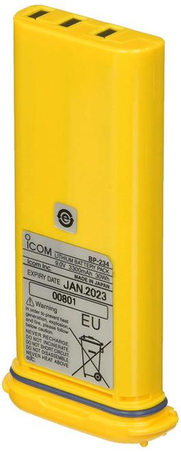 Icom Bp234 Lithium Battery For Gm1600