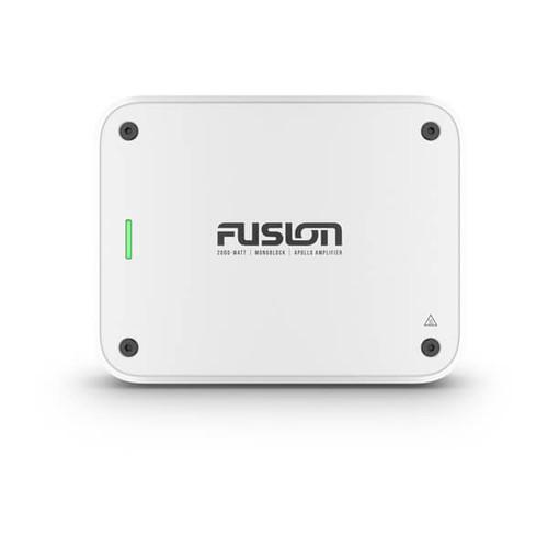 Fusion Apollo Ms-ap12000 Amplifier Monoblock 650 Watts Rms