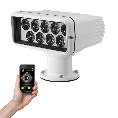 ACR RCL-100 LED Searchlight w\/WiFi Remote Control Module - 12\/24V
