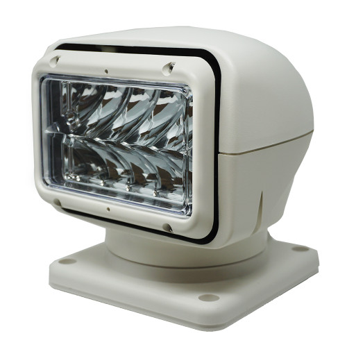 ACR RCL-95 White LED Searchlight w\/Wired\/Wireless Remote Control - 12\/24V
