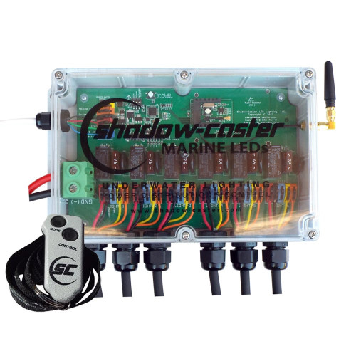 Shadow Caster Scm-pd-combo Distribuion Box With Wirless