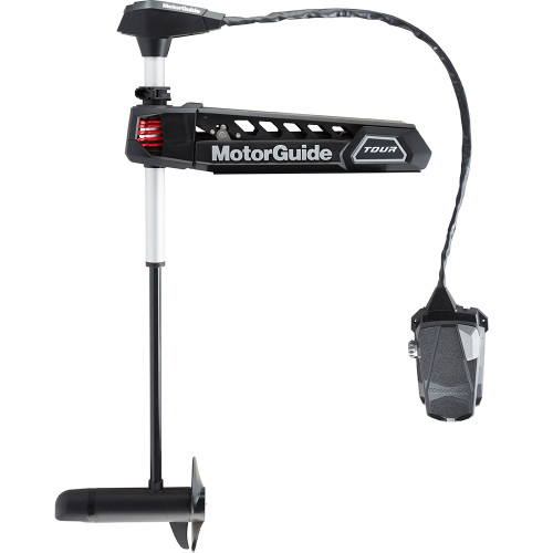 """MotorGuide Tour 82lb-45""""-24V HD+ Universal Sonar - Bow Mount - Cable Steer - Freshwater"""