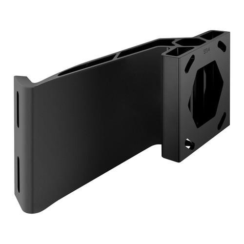 "Minn Kota S54 Black Jack Plate Adapter For Raptor Starboard 5"""" Setback 4"""" Rise"