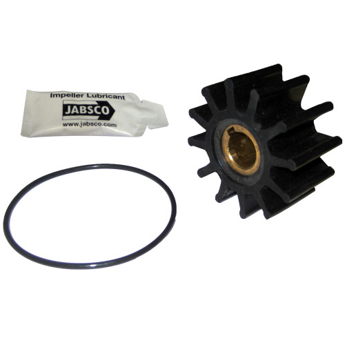 """Jabsco Impeller Kit - 12 Blade - Neoprene - 2-7\/16"""" Diameter"""