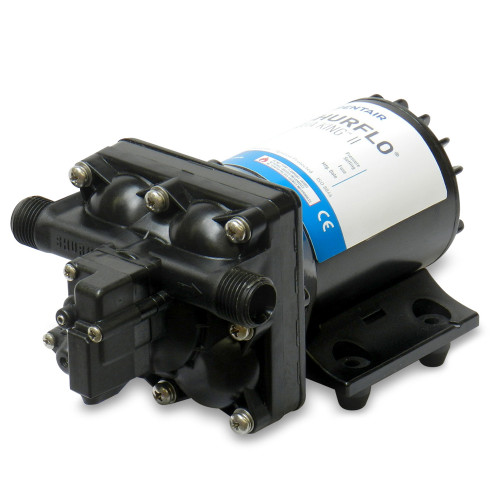 Shurflo by Pentair AQUA KING II Junior Fresh Water Pump - 12 VDC, 2.0 GPM