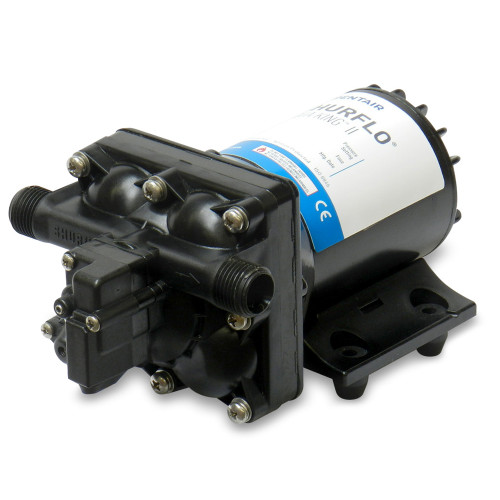 Shurflo by Pentair AQUA KING II Standard Fresh Water Pump - 12 VDC, 3.0 GPM