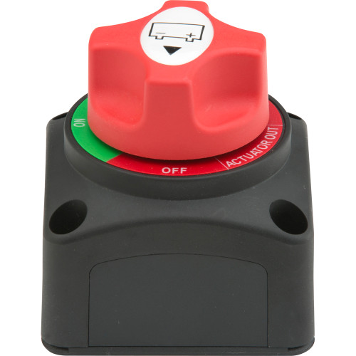 Attwood Single Battery Switch - 12-50 VDC