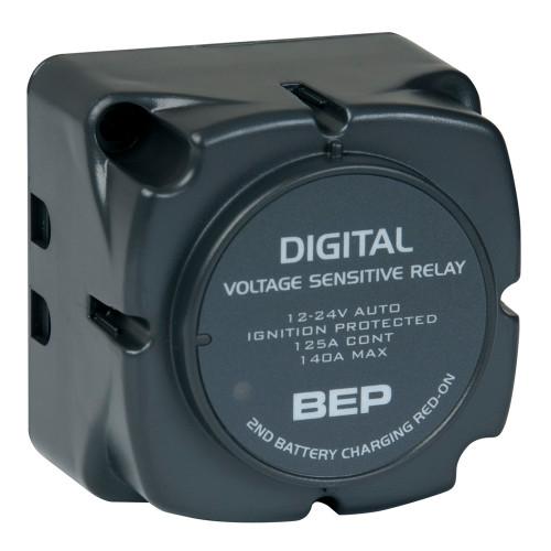 BEP Digital Voltage Sensing Relay DVSR - 12\/24V