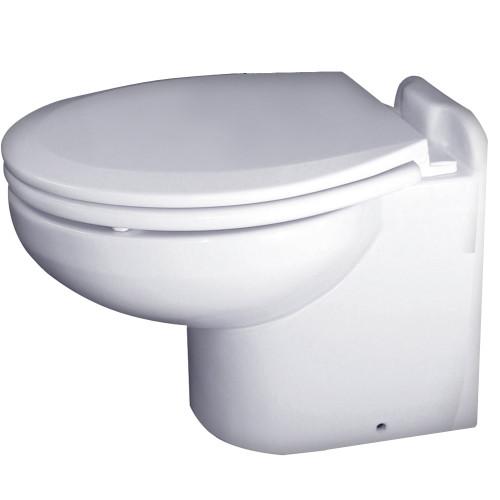 Raritan Marine Elegance - Household Style - White - Freshwater Solenoid - Smart Toilet Control - 12v