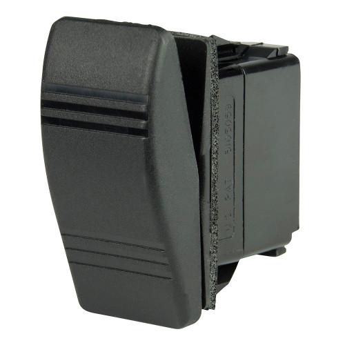 BEP SPST Contura Switch - OFF\/(ON)