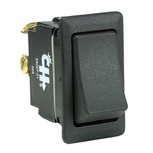 Cole Hersee Sealed Rocker Switch Non-Illuminated SPST On-Off 2 Screw