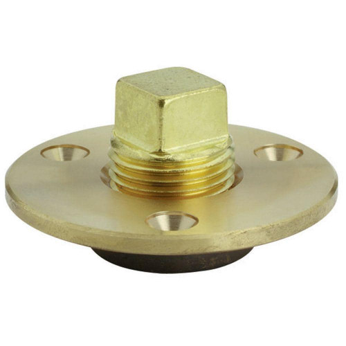 Attwood Garboard Drain Plug Cast Bronze