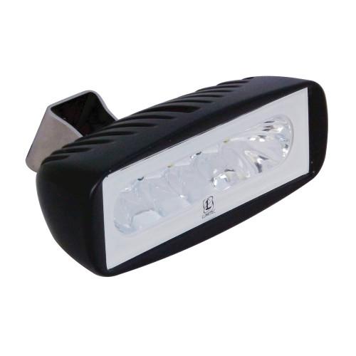 Lumitec Caprera - LED Light - Black Finish - White Light