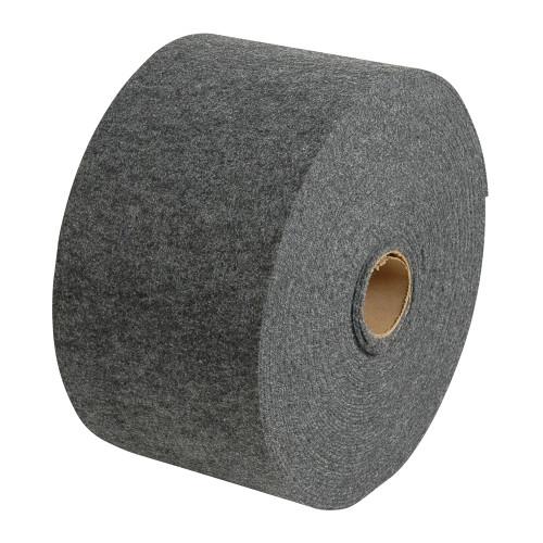 C.E. Smith Carpet Roll - Grey - 11W x 12'L