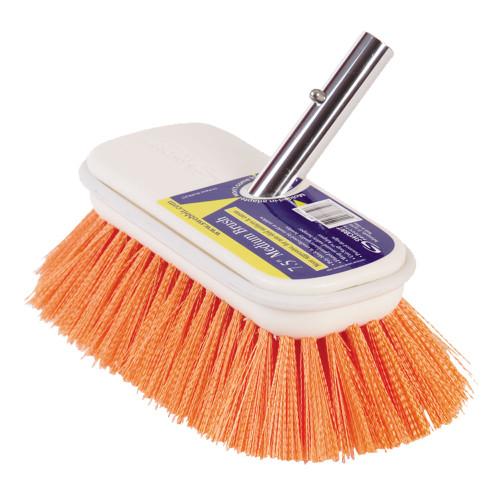 Swobbit 7.5 Medium Brush - Orange