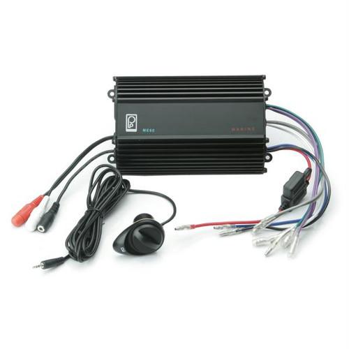 PolyPlanar 4CH, 120W, Audio Amplifier w/Volume Control