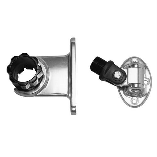 Rupp Standard Antenna Mount Support w/4-Way Base  Collar