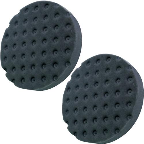 "Shurhold Pro Polish Black Foam Pad - 2-Pack - 6.5"" f/Dual Action Polisher"