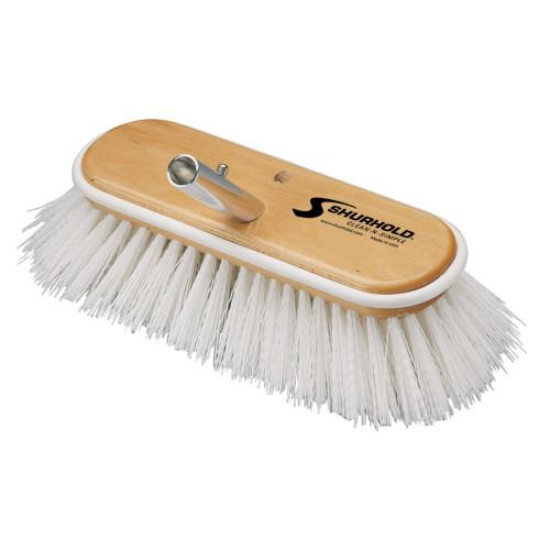 Shurhold 10 Polypropylene Stiff Bristle Deck Brush
