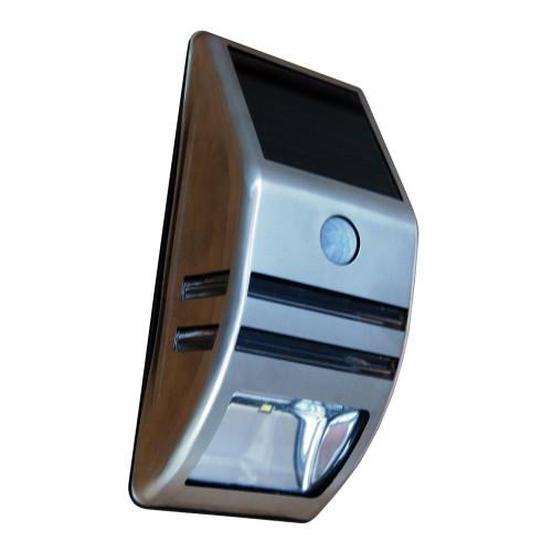 Dock Edge Post & Surface Mount Light w/Motion Sensor