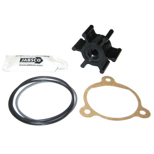 Jabsco Neoprene Impeller Kit w\/Cover, Gasket or O-Ring - 6-Blade - 5\/16 Shaft Diameter