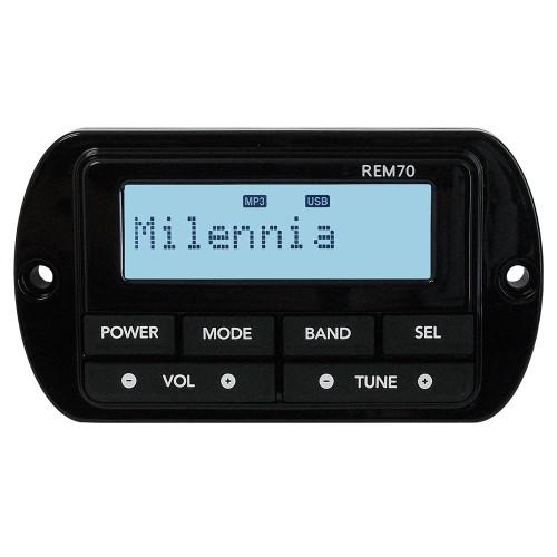 Milennia REM70 Wired Remote
