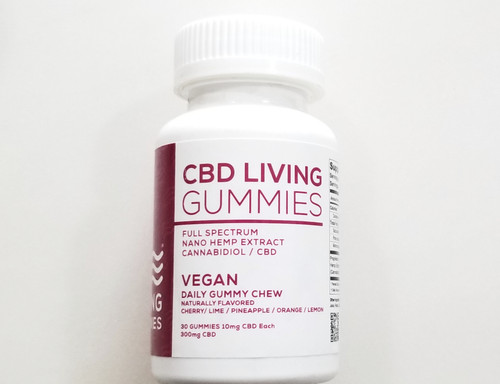 Dreamstate Vegan CBD Gummies 10mg Each