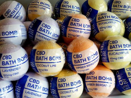 CBD Bath Bomb - 60mg