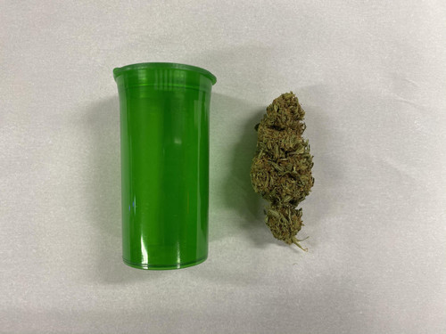 Jack Herer CBD Hemp Flower - 16.92% CBDa