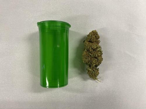Forbidden Fruit CBD Hemp Flower - 12.76% CBDa