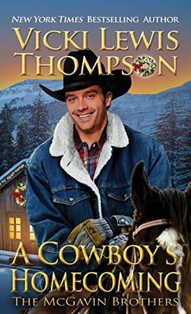 A Cowboy's Homecoming (McGavin Brothers)