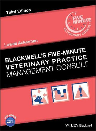 Blackwell's Five-Minute Veterinary Practice Management Consult (Blackwell's Five-Minute Veterinary Consult)
