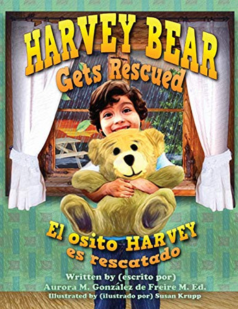 Harvey Bear Gets Rescued