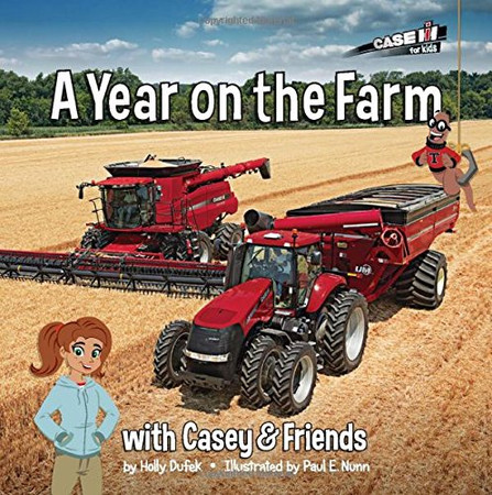 A Year on the Farm (Casey and Friends)