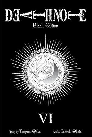 Death Note Black Edition, Vol. 6 (6)