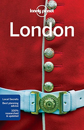 Lonely Planet London (Travel Guide)