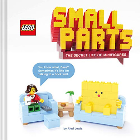LEGO Small Parts: The Secret Life of Minifigures