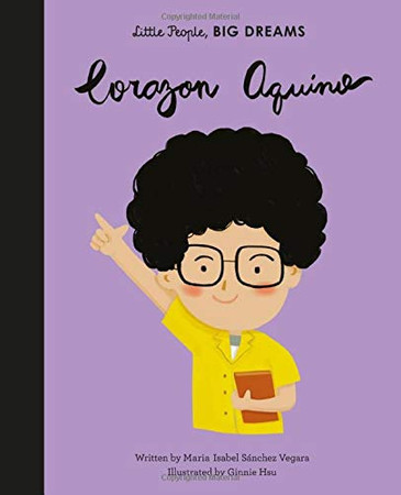 Corazon Aquino (Little People, BIG DREAMS (43))