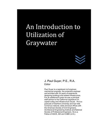 An Introduction to Utilization of Graywater